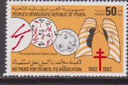 Yemen 1982 - Health Set MNH - Yemen
