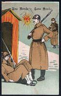 """ L'Armée Veille ! "" -  Circulé - Circulated - Gelaufen - 1923. - Humour"