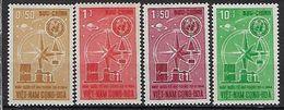 "Viet-Sud YT 238 à 241 "" Météorologie "" 1964 Neuf** MNH - Viêt-Nam"