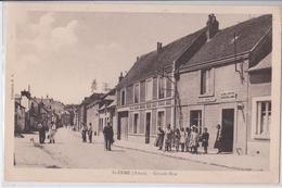 Saint-Erme (Aisne) - Grande-Rue - Recette Buraliste - Salon De Coiffure - Other Municipalities