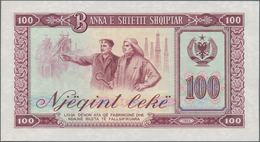 Albania / Albanien: Set With 15 Banknotes Of The 1964 And 1976 Issue With 1, 3, 5, 10, 25, 50 And 10 - Albania