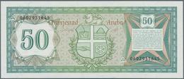 Aruba: 50 Florin 1986, P.4 In UNC Condition - Aruba (1986-...)