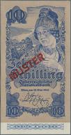 """Austria / Österreich: 10 Schilling 1945, With Additional Text At Lower Border """"Zweite Ausgabe"""" SPECI - Austria"""