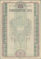 "Austria / Österreich: Set Of 5 Different Design Trials For Bonds Or Obligations Of The ""Wiener Staat - Austria"