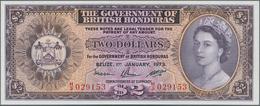 British Honduras: The Government Of British Honduras 2 Dollars January 1st 1973, P.29c, Great Note I - Honduras