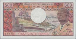 Central African Republic / Zentralafrikanische Republik: Banque Des États De L'Afrique Centrale - Ré - Central African Republic