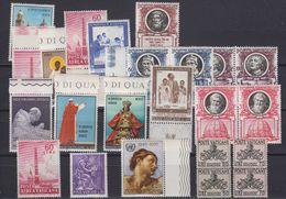 Vatican City 23v (see Scan) ** Mnh (42753) - Verzamelingen