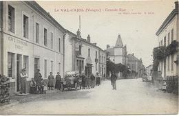 LE VAL D' AJOL Grande Rue - France