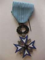 Médaille Etoile Noire Du BENIN - France
