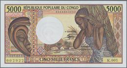 French West Africa / Französisch Westafrika: Banque Centrale Des États Del'Afrique Centrale - Républ - West African States