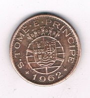 50 CENTAVOS 1962 SAO TOME  AND PRINCIPE /4039/ - Sao Tome Et Principe