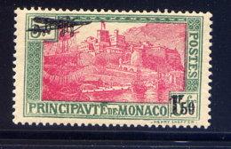 MONACO, NO. C1, MVLH . - Poste Aérienne