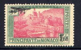 MONACO, NO. C1, MH .. - Poste Aérienne
