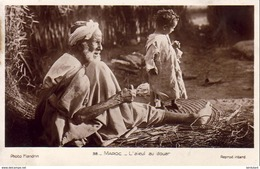 MAROC  SCENES ET TYPES  L' Aïeul Au Douar  ..... - Marocco