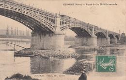 69 - GIVORS - Pont De La Méditérrannée - Givors
