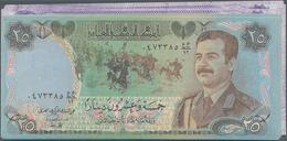 Iraq / Irak: Propaganda Dropped Leaflet Through The Iraq War (desert Storm), 10 Pcs. In XF To UNC Co - Iraq