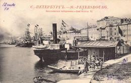 Russia - SAINT PETERSBURG - Nicholas Quay - Scherer & Nabholz 43. - Russia