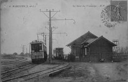 Maslives : La Gare Des Tramways - Francia