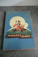 BD Hongroise - Madaras Janko - Budapest 1943 - - Books, Magazines, Comics
