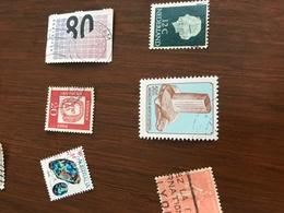 MONGOLIA ARTE - Stamps