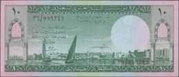 Saudi Arabia  / Saudi Arabien: 10 Riyals AH1379 (1961), P.8a In Perfect UNC Condition. Rare! - Saudi Arabia