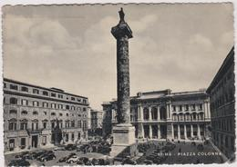 Italie Rome Roma  Piazza Colonna - Places & Squares