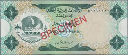 United Arab Emirates / Vereinigte Arabische Emirate: United Arab Emirates Currency Board 1 Dirham ND - United Arab Emirates
