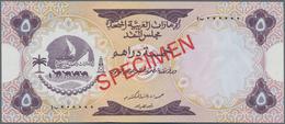 United Arab Emirates / Vereinigte Arabische Emirate: United Arab Emirates Currency Board 5 Dirhams N - United Arab Emirates