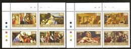 Niue 1994 Yvertn° 637-644 *** MNH  Cote 16 Euro Noël Christmas Kerstmis - Niue