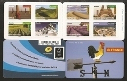 2018 Carnet Adhésif BC 1540 PAYSAGES De FRANCE  Neuf - LUXE ** NON Plié - Booklets