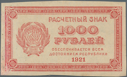 Alle Welt: Collectors Album With About 340 Banknotes, Mainly Russia And Former Soviet States, But Al - Banknotes