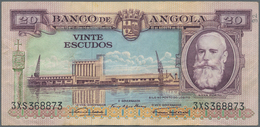 Alle Welt: Huge Collectors Album With 550 Banknotes From All Over The World, Some In Quantities Up T - Banknotes