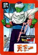Carte Dragon Ball Z Carddass-Bandai 1995 Héros 3 Petit Coeur Tournoi Tournament En TB.Etat - Dragonball Z