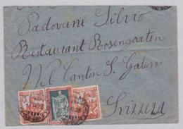 Brief In Die Schweiz (br6247) - Storia Postale