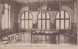CPA Paris - Lycée Louis-le-Grand - Le Second Parloir - Bildung, Schulen & Universitäten