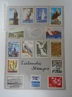 D163695 ICELAND  Stamps On Postcard 1969 Cancel Reykjavik - Iceland