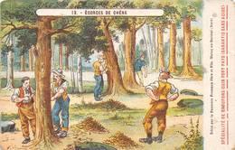 Marcq En Baroeul Tannerie Fremaux écorces De Chêne Thème Bois - Marcq En Baroeul