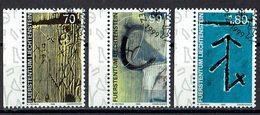 Liechtenstein 1999 // Mi. 1220/1222 O - Liechtenstein