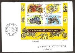 France 2002●Motorcycle ●●Motorrad●Transport●Cover - Automobili
