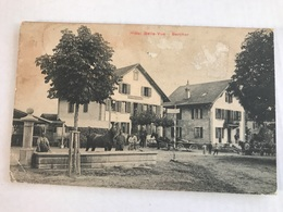 Hôtel Belle -Vue à BERCHER Canton De VAUD - VD Waadt