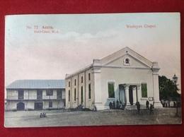 AK Accra Gold Coast W.-A. Wesleyan Chapel 1909 - Ghana - Gold Coast