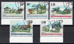Liechtenstein 2000 // Mi. 1229/1233 O - Liechtenstein