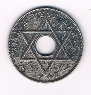 HALF PENNY 1947 BRITISH WEST AFRICA /4045/ - Coins