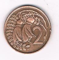 2 CENTS 1967 NIEUW ZEELAND //4052/ - Nouvelle-Zélande