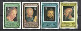 SOLOMON ISLANDS 1978 - DEATH OF DURER ANNIVERSARY - CPL.SET - MNH MINT NEUF NUEVO - Solomon Islands (1978-...)