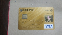Kazakhstan-(485)-credit Card-(0196-851)-used Card+1card Prepiad Free - Geldkarten (Ablauf Min. 10 Jahre)