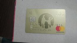 Kazakhstan-(487)-credit Card-(9556-722)-used Card+1card Prepiad Free - Geldkarten (Ablauf Min. 10 Jahre)