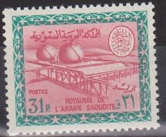 Michel 321Y** - Saudi Arabia