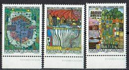 Liechtenstein 2000 // Mi. 1235/1237 ** - Liechtenstein