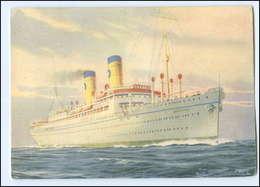 Y12229/ Dampfer Argentina Home Lines AK 1939 - Dampfer